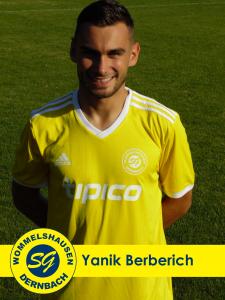 Yanik Berberich